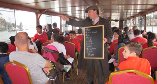 The Viscountess - Lighterman Oral History Trip